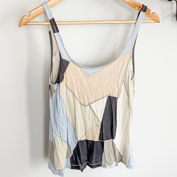 Wilfred Free from Aritzia Mosaic Tank